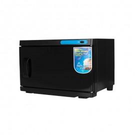 UV Handdoekenwarmer Zwart 16L
