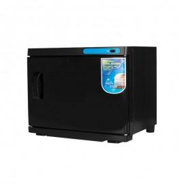 UV Handdoekenwarmer Zwart 23L