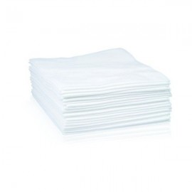 Wegwerp Handdoeken WIT 70x40 CM 20 St.