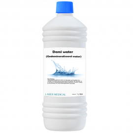 Gedemineraliseerd water 1L